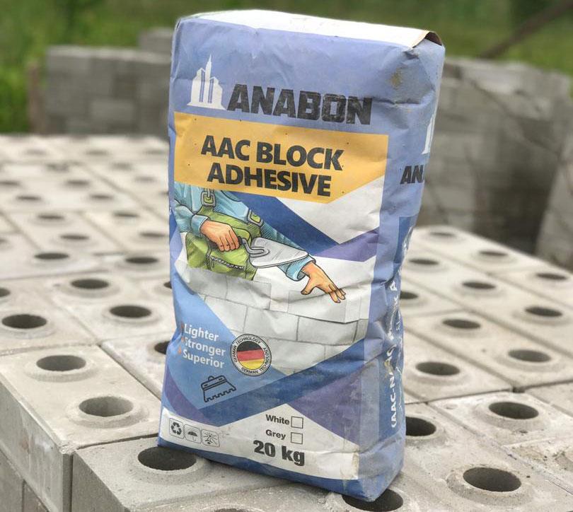 AAC adhesive Anabon