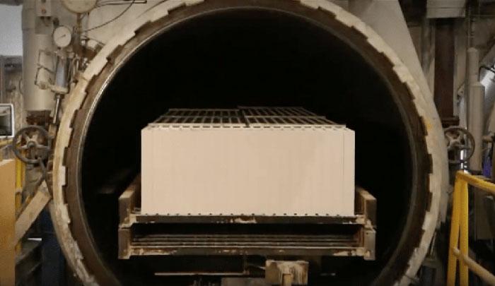 تولید بلوک هبلکس