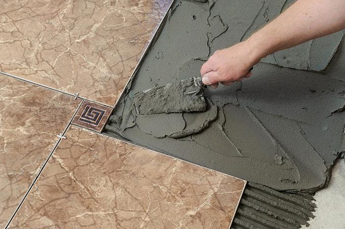 انواع چسب ساختمانی